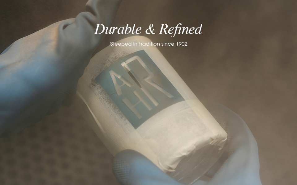 Durable & Refined – Steeped in tradition since 1902